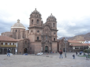 Cathedral of Cuzco